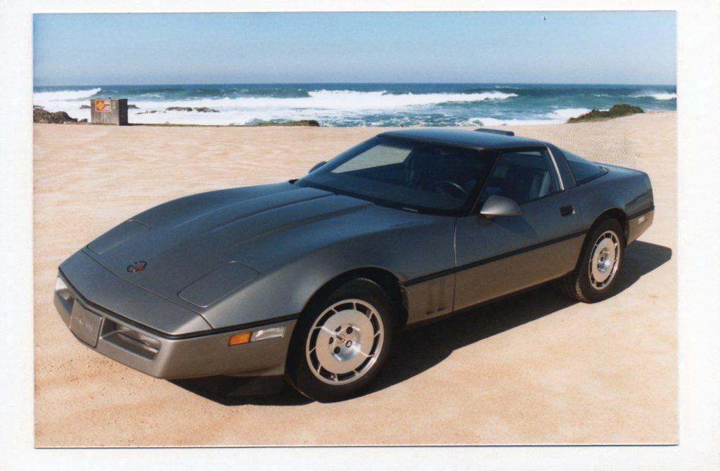 Frank & Kathy Zanger 1986 Corvette