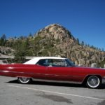Paul Borgwardt and Connie Ely '67 Cadillac DeVille Conv