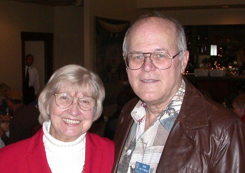 Bob & Marj Hettinger