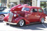 Chuck & Ann Harrison '37 Chevy 2Dr RestoRod