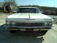 Frank & Kathy Zanger '65 Chev Impala