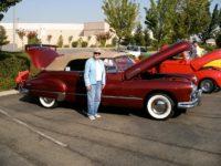 Bob & Marj Hettinger '48 Buick Super Conv