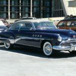 Bob & Marj Hettinger '49 Buick Roadmaster Riveria