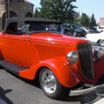 Ken & Diane Scaruffi '34 Ford Roadster