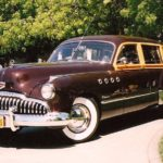 Patrick McHenry '49 Buick Series 79 Estate Wagon