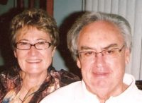 Patrick McHenry and Doreen Forlow