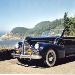 Bob & Carol Coates '40 Buick 41C #1
