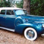 Bob & Carol Coates '40 Buick 41C #2