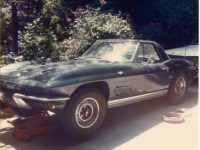Bob & Carol Coates ''64 Corvette 327/365 hp
