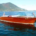 Bob & Carol Coates '57 Century Resorter 16 Dearborn Marine 272 cu in 165 hp