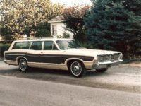 Bob & Carol Coates '68 Ford LTD Wagon 390 cu in