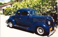Sal & Carol Riele '36 Ford 5 wdo RestoRod