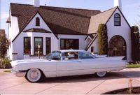 Patrick McHenry '60 Cadillac Coupe De Ville